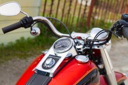 Harley Davidson FLSTF Fat Boy Viseu