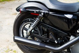 Harley Davidson XL 1200N Sportster